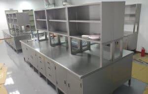 不鏽鋼實驗桌