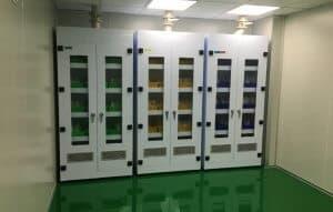 排氣式 PP 藥品櫃