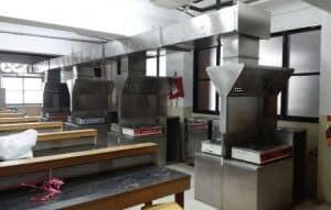 不鏽鋼抽氣設備