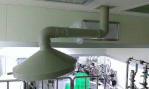 PP抽氣罩
