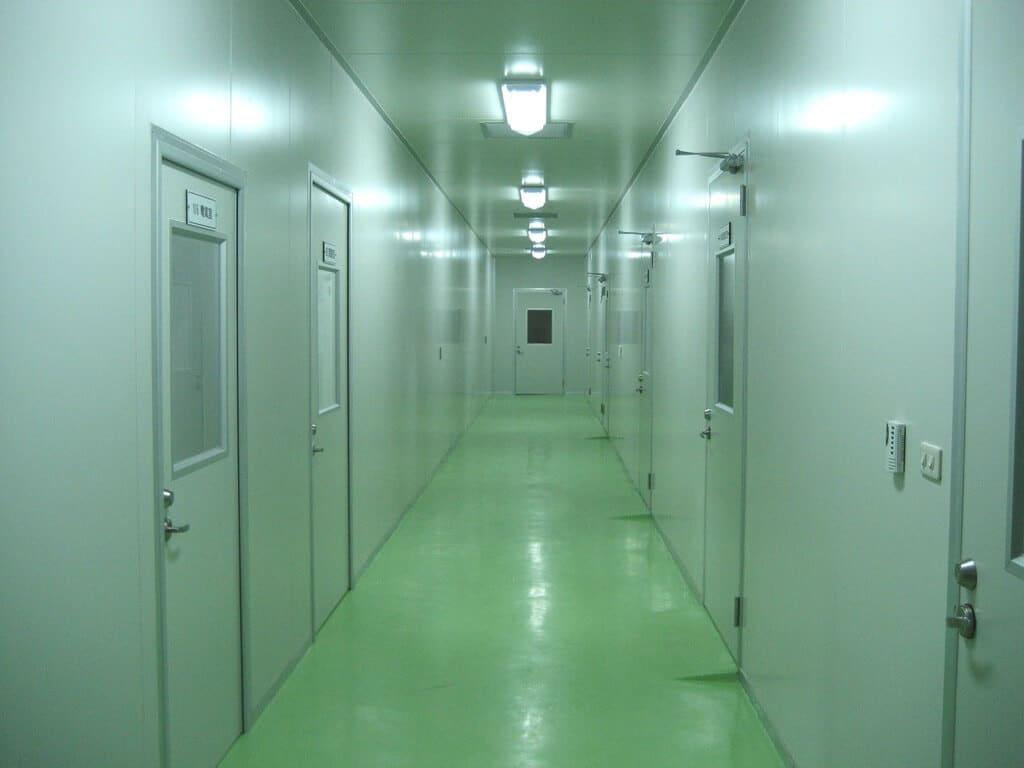 無塵室規劃設計